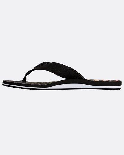 2 All Day Theme Sandals Schwarz N5FF07BIP9 Billabong