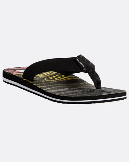 4 All Day Theme Sandals Black N5FF07BIP9 Billabong