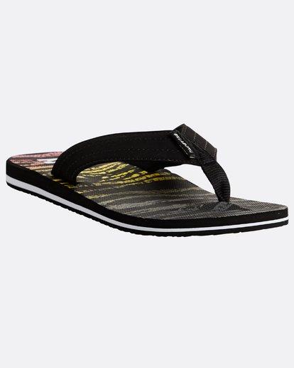 4 All Day Theme Sandals Schwarz N5FF07BIP9 Billabong