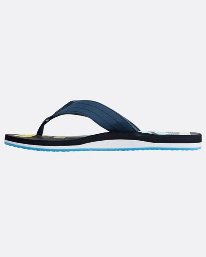 2 All Day Theme Sandals Blau N5FF07BIP9 Billabong