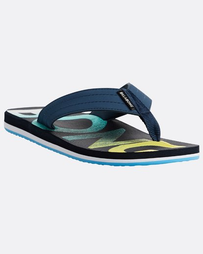 4 All Day Theme Sandals Blau N5FF07BIP9 Billabong