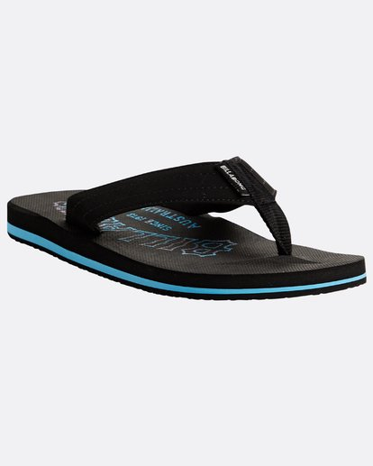 4 All Day Theme Sandals  N5FF07BIP9 Billabong