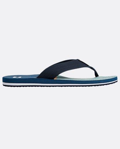 1 All Day Theme Sandals Blue N5FF07BIP9 Billabong