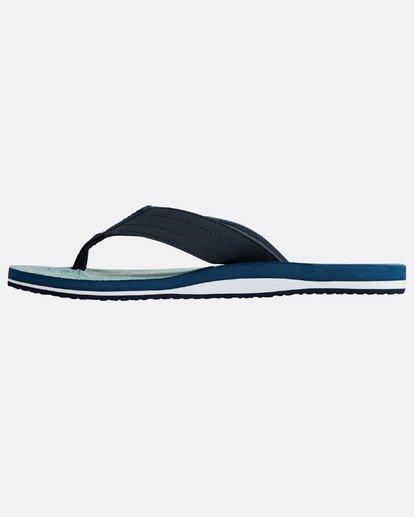 2 All Day Theme Sandals Blue N5FF07BIP9 Billabong