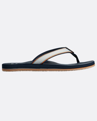 1 All Day Woven Sandals Blau N5FF08BIP9 Billabong