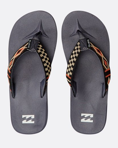 0 All Day Woven Sandals Grey N5FF08BIP9 Billabong