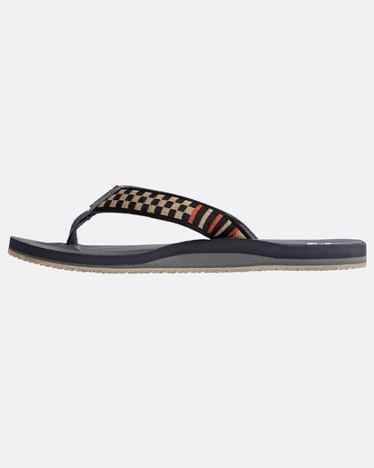 2 All Day Woven Sandals Grey N5FF08BIP9 Billabong
