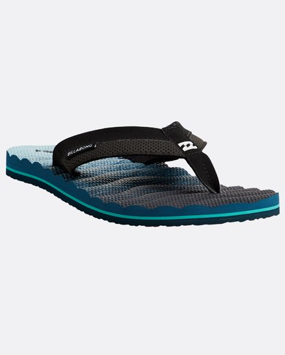 4 Dunes Fluid Sandals Blau N5FF09BIP9 Billabong