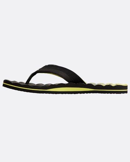 2 Dunes Fluid Sandals Gelb N5FF09BIP9 Billabong