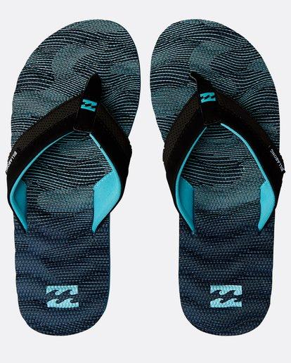 0 Dunes Resistance Sandals Grün N5FF10BIP9 Billabong