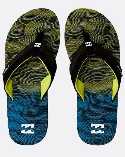 0 Dunes Resistance Sandals Schwarz N5FF10BIP9 Billabong