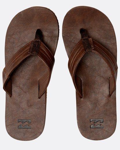 0 Seaway Classic Sandals Braun N5FF11BIP9 Billabong