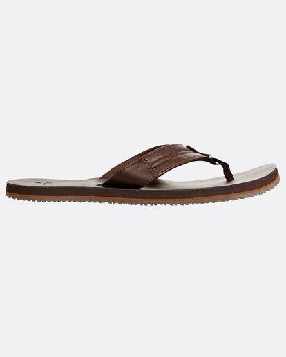 1 Seaway Classic Sandals Braun N5FF11BIP9 Billabong