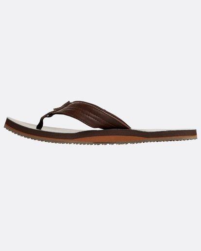 2 Seaway Classic Sandals Braun N5FF11BIP9 Billabong
