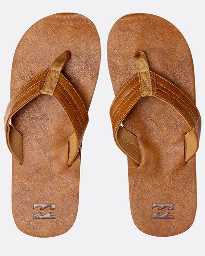 0 Seaway Classic Sandals Beige N5FF11BIP9 Billabong