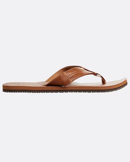 1 Seaway Classic Sandals Beige N5FF11BIP9 Billabong