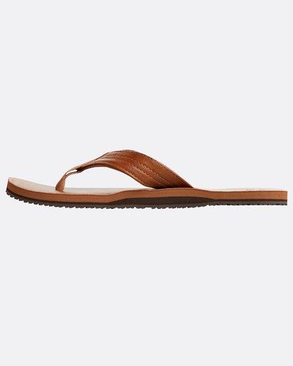 2 Seaway Classic Sandals Beige N5FF11BIP9 Billabong