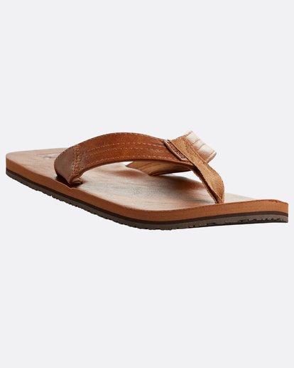 4 Seaway Classic Sandals Beige N5FF11BIP9 Billabong
