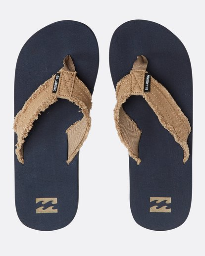 0 Operator Sandals Blau N5FF14BIP9 Billabong