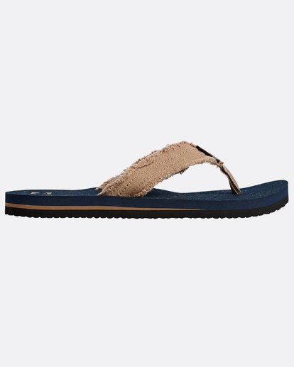 1 Operator Sandals Blau N5FF14BIP9 Billabong