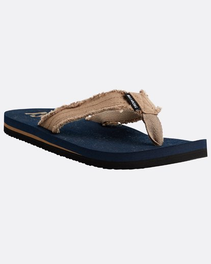 4 Operator Sandals Blau N5FF14BIP9 Billabong