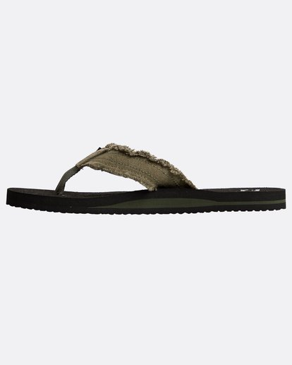 2 Operator Sandals  N5FF14BIP9 Billabong