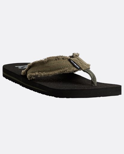 4 Operator Sandals  N5FF14BIP9 Billabong