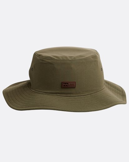 1 Surftrek Sun Hat Green N5HT01BIP9 Billabong