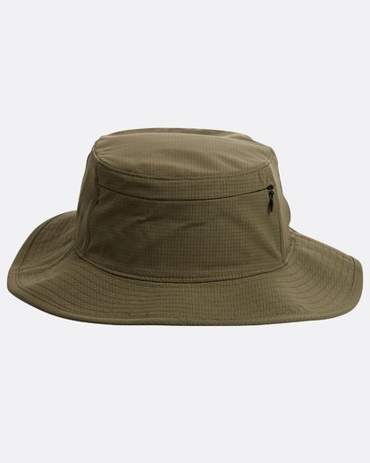 2 Surftrek Sun Hat Green N5HT01BIP9 Billabong