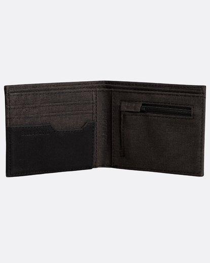 2 All Day Wallet Noir N5WM03BIP9 Billabong