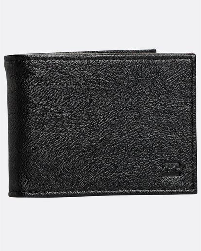 0 Vacant - Brieftasche für Herren Schwarz N5WM04BIP9 Billabong