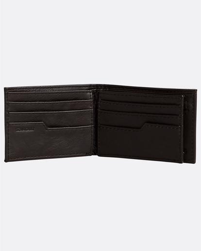 2 Vacant - Brieftasche für Herren Braun N5WM04BIP9 Billabong