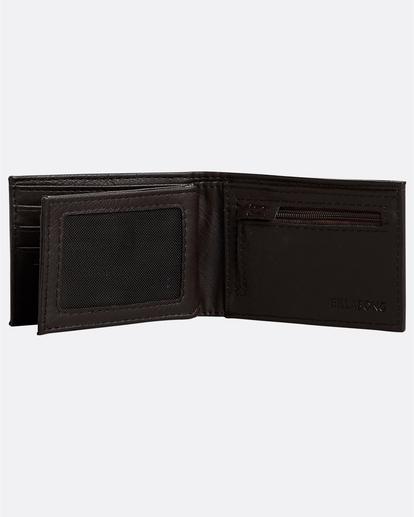 3 Vacant - Brieftasche für Herren Braun N5WM04BIP9 Billabong