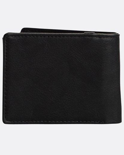 1 Walled Wallet Noir N5WM05BIP9 Billabong