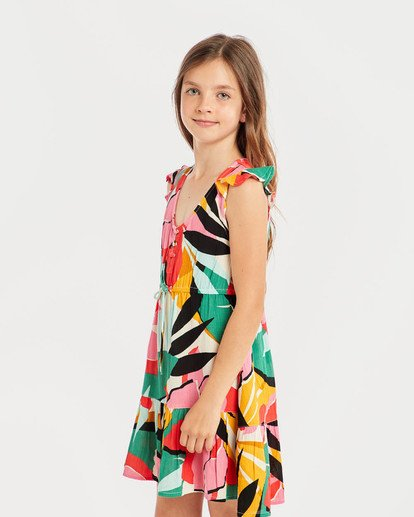 0 Girls' Sing It Dress  N8DR01BIP9 Billabong