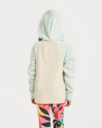 1 Girls' Days Off 2 Hoodie Azul N8HO02BIP9 Billabong