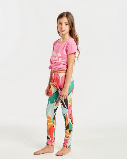 0 Girls' Leg Up Legging  N8PV01BIP9 Billabong