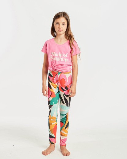 2 Girls' Leg Up Legging  N8PV01BIP9 Billabong