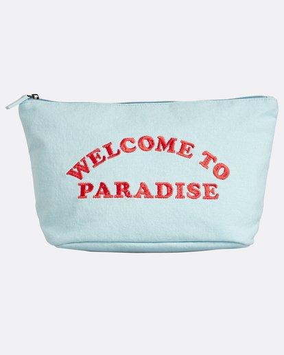 1 Deja Blue Bikini Bag Blau N9BG08BIP9 Billabong