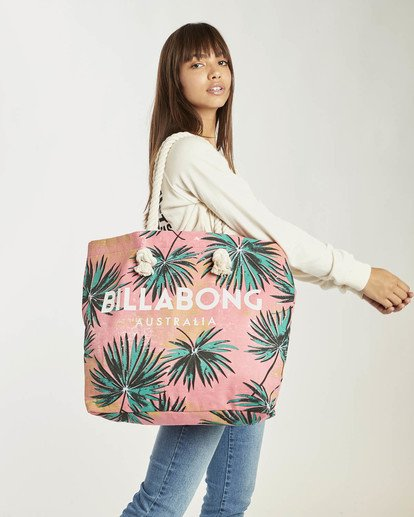 3 Essential Bag Rosa N9BG16BIP9 Billabong