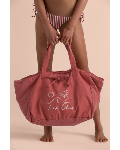 3 Las Olas Bag Rouge N9BG18BIP9 Billabong