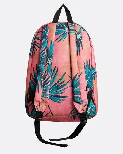 2 All Day Women Backpack Pink N9BP01BIP9 Billabong