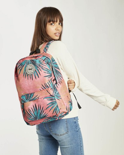 4 All Day Women Backpack Pink N9BP01BIP9 Billabong
