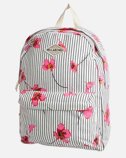 0 Sunny Backpack White N9BP02BIP9 Billabong