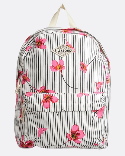 1 Sunny Backpack White N9BP02BIP9 Billabong