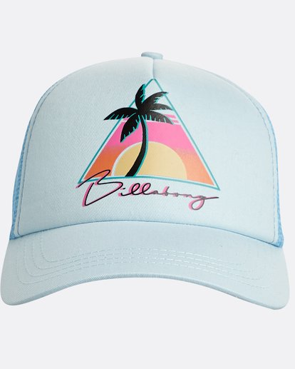 1 Aloha Forever Trucket Hat Blau N9CT01BIP9 Billabong
