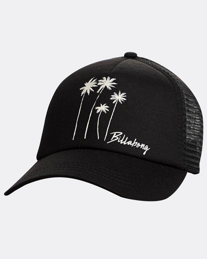 1 Aloha Forever Trucket Hat Black N9CT01BIP9 Billabong
