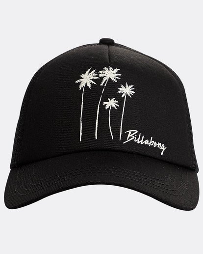 2 Aloha Forever Trucket Hat Black N9CT01BIP9 Billabong