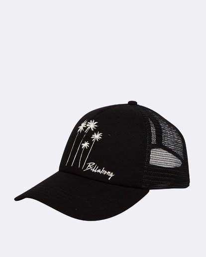 5 Aloha Forever Trucket Hat Black N9CT01BIP9 Billabong