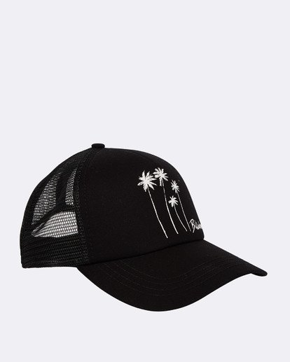 6 Aloha Forever Trucket Hat Black N9CT01BIP9 Billabong
